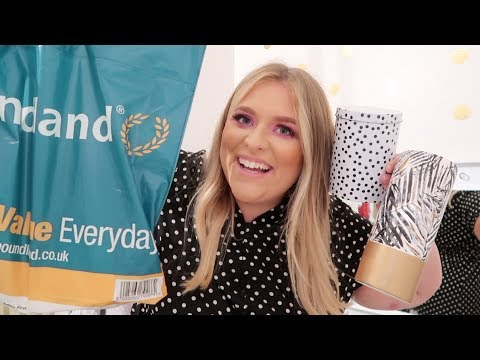 POUNDLAND HAUL! *New in AUTUMN! | GH0STBLONDIE