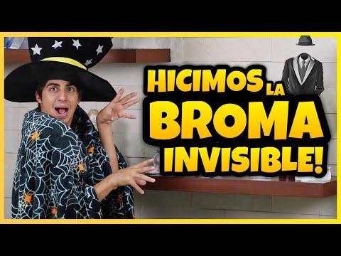 Daniel El Travieso - La Broma Invisible.