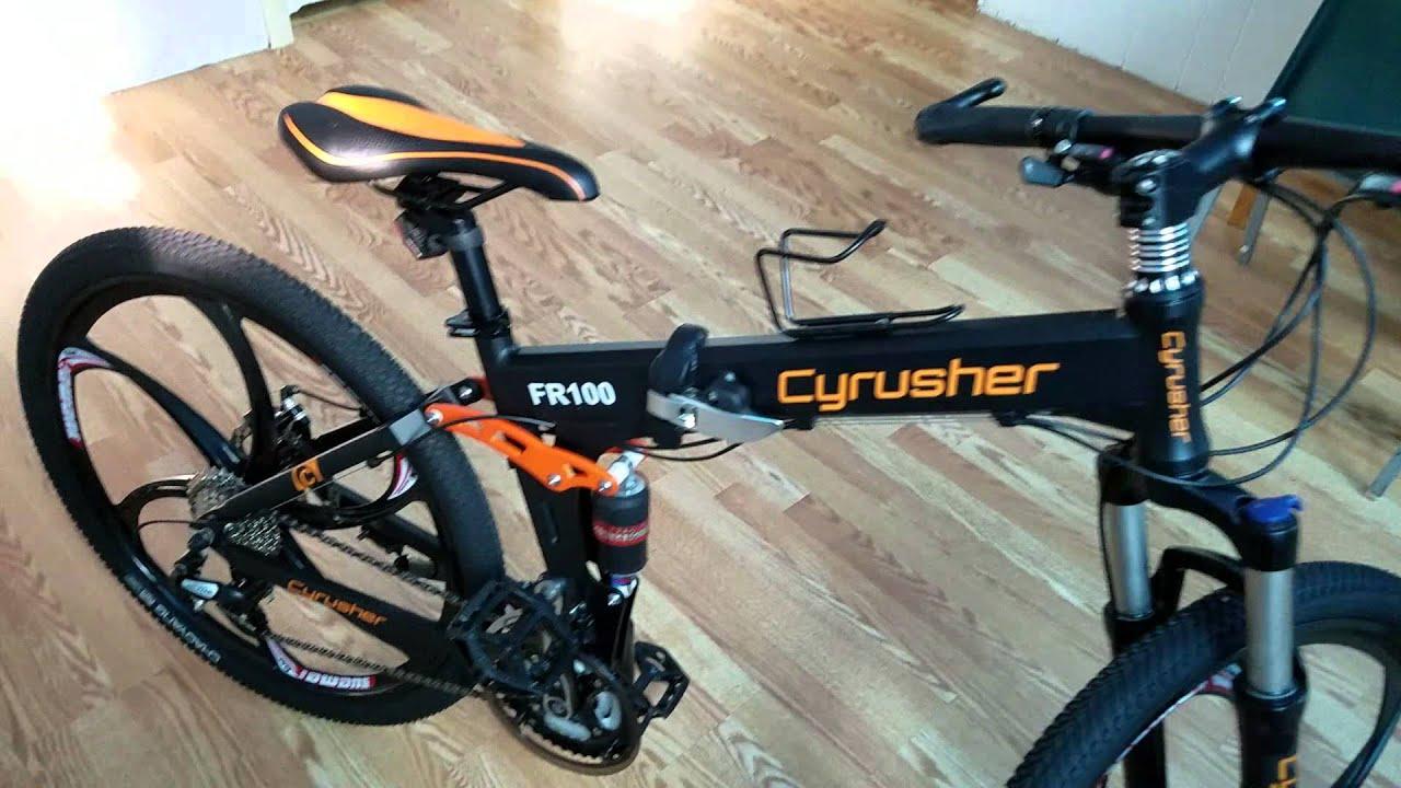 Bike Fr100 Youtube