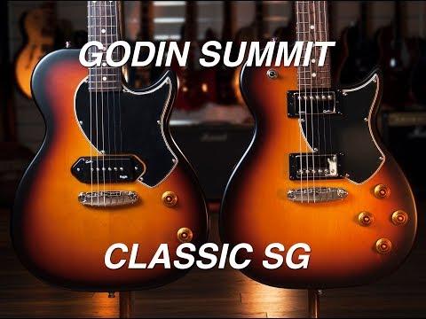Godin Summit Classic SG