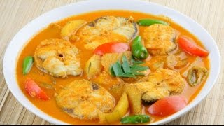 Pollock Alleppey Curry | Easy Fish Recipe | Cook With Atul Kochhar