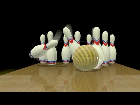 Wii Sports Club Bowling online game
