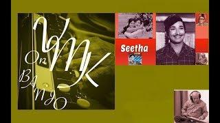 Barede Neenu Ninna Hesara Kannada Instrumental Karaoke Cover on Banjo Bulbul Tarang