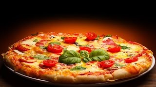 How to make pizza | Start to Finish Pizza Recipe with Dough -The Pizza Show
