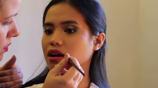 Le Rouge De La Vie Makeup Masterclass Time Lapse