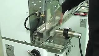 ALUMINIUM DOUBLE DRILLING MACHINE- PEGASO | COBRA INDUSTRIAL MACHINES- UAE