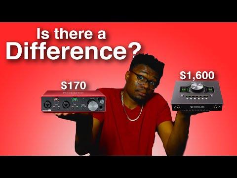 Scarlett 2i2 vs Apollo Twin   Which Audio Interface is worth it in 2021