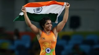 Sakshi Malik - Hindustan ki Sultan   Haryanavi Song   Rio Olympic 2016