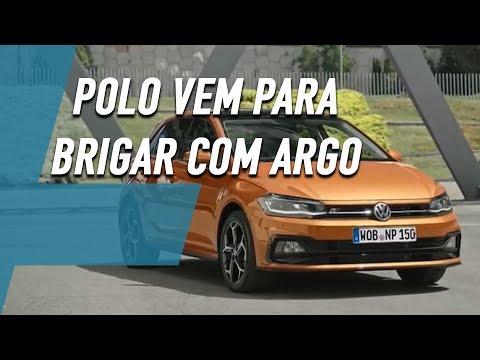 NOVO VW POLO: DETALHES DO HATCH QUE CHEGA EM BREVE