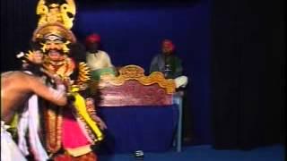 Yakshagana-Bhukailasa-Ramesha Bandari Bramana hasya,Dareshwara,Gode