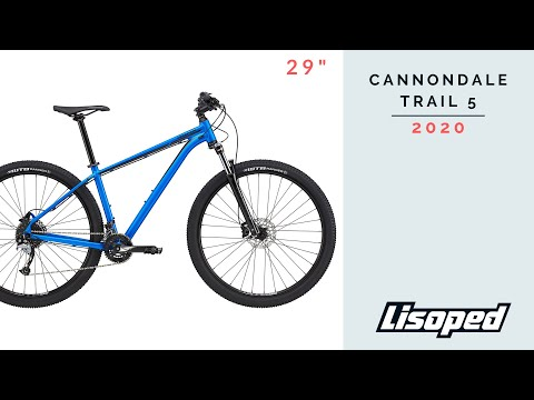 Горный велосипед CANNONDALE TRAIL 5 (2020)