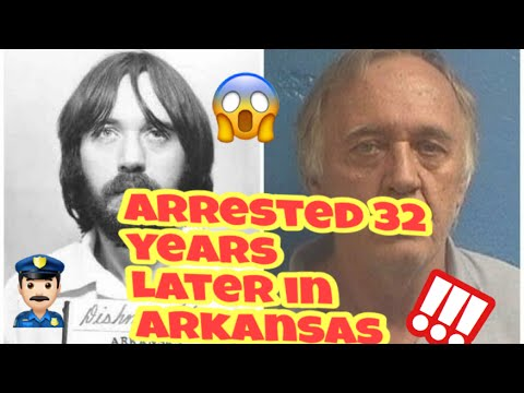 Steve Dishman : inmate recaptured 32 years after escape in Arkansas