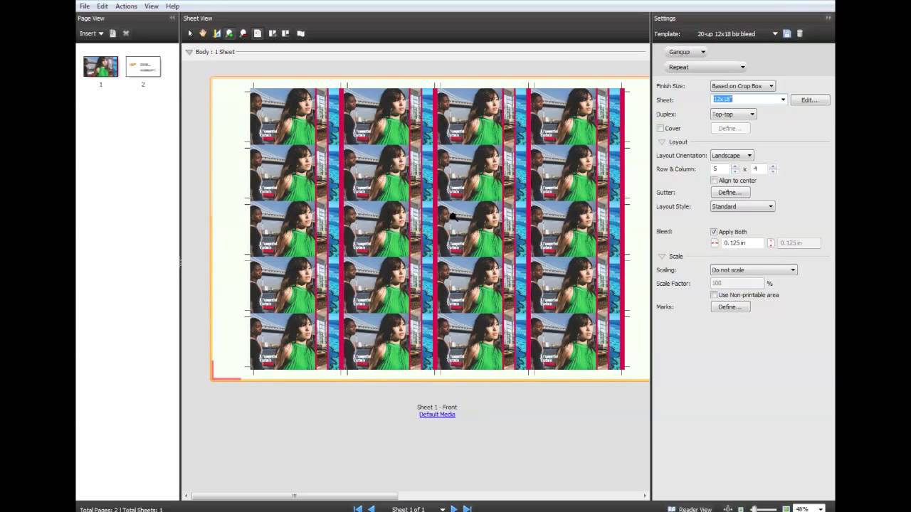 Fiery workflow creating business cards the easy way with efi and fiery workflow creating business cards the easy way with efi and xerox reheart Gallery