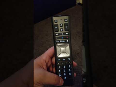 How to Program Xfinity X1 box Voice and XR5 remote without codes