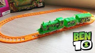 Đồ chơi trẻ em ĐƯỜNG RAY XE LỬA BEN 10, đường ray xe lửa Thomas Friends - Toys for Kids (Chim Xinh)