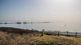 Вид на Керченский мост с Крепости Керчь(, 2017-03-11T11:51:52.000Z)
