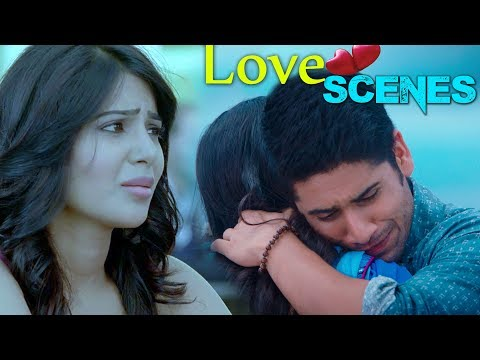 Love Scenes || Latest Telugu Movies Cute...