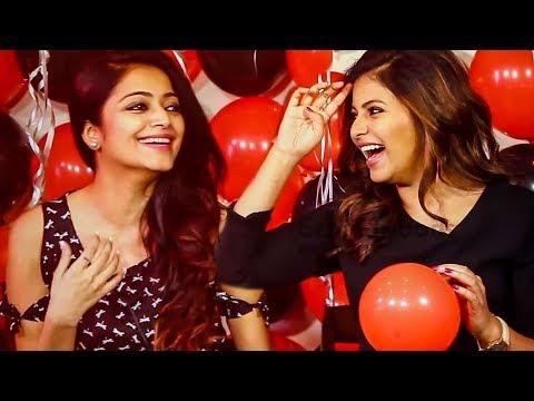 Janani as Vijay vs Anjali as Jai | Who mimics best? | Balloon Team Interview | US 140