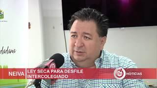 LEY SECA PARA DESFILE INTERCOLEGIADO