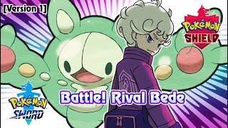 Pokemon Sword & Shield - Rival Bede Battle Music Ver.1 (HQ)