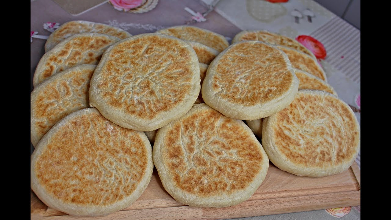 Puf Puf Peynirli Bazlama