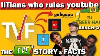 The Success Story of TVF 🍺 | The Viral Fever | Unknown Facts | Cheating | Qtiyapa | Arunabh kumar