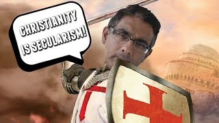 Baixar Dinesh D'Souza Thinks Christianity Founded Separation of Church and State