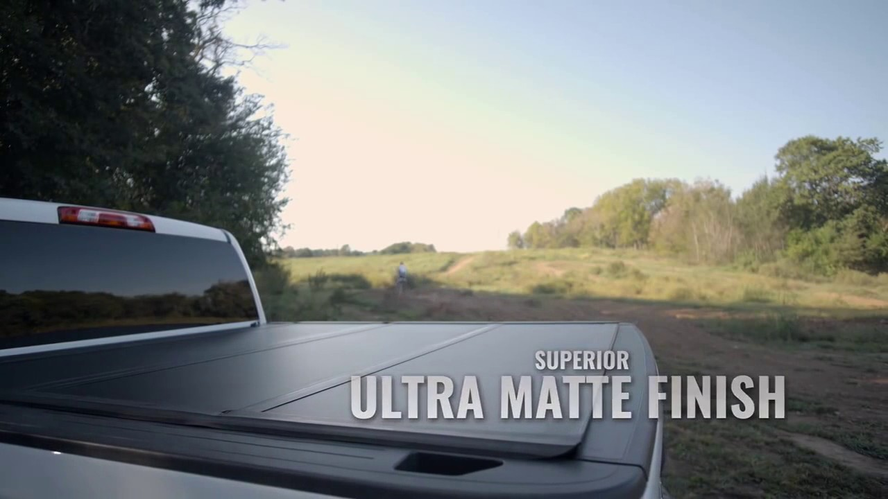 Undercover Ultra Flex Truck Bed Solution Folding Hard Cover Storage Box And Lighting System Youtube