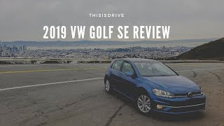 2019 VW Golf SE Review | 6-Speed Manual