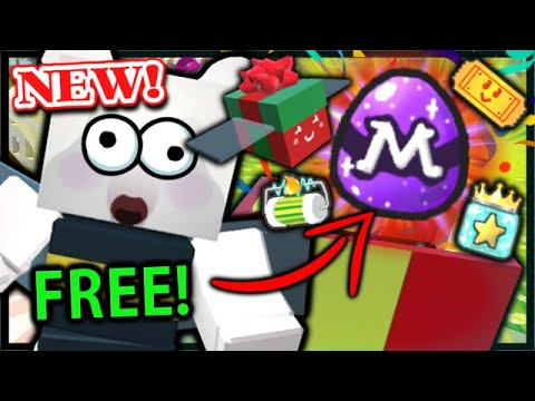 How To Get  *FREE* MYTHIC EGG & FESTIVE BEE - Opening Presents 4 to 10 | Roblox Bee Swarm Simulator