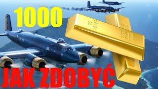 1000 golda za latanie #2 Cele naziemne
