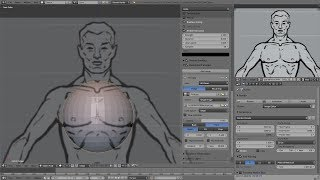 Adding a Background Image in Blender. Установка фонового изображения в Blender