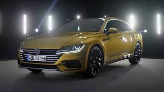 Preview des Volkswagen Arteon