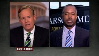 Ben Carson: Americans need Second Amendment to defend against tyranny