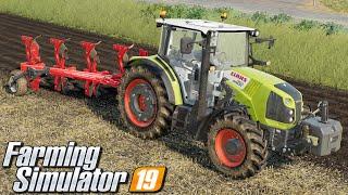 Orka ścierniska - Farming Simulator 19   #4