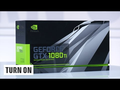 Unboxing und Einbau der nVidia GeForce GTX 1080 Ti - TURN ON Live