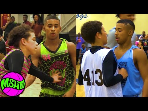 Julian Newman vs Jaythan Bosch 9 MONTH BATTLE - NEO & MSHTV Camp