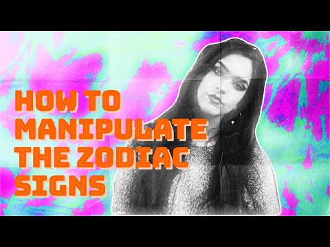 How To Manipulate The Signs