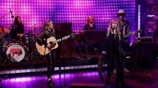 Sheryl Crow & Stevie Nicks Perform 'Redemption Day' - Digital Exclusive