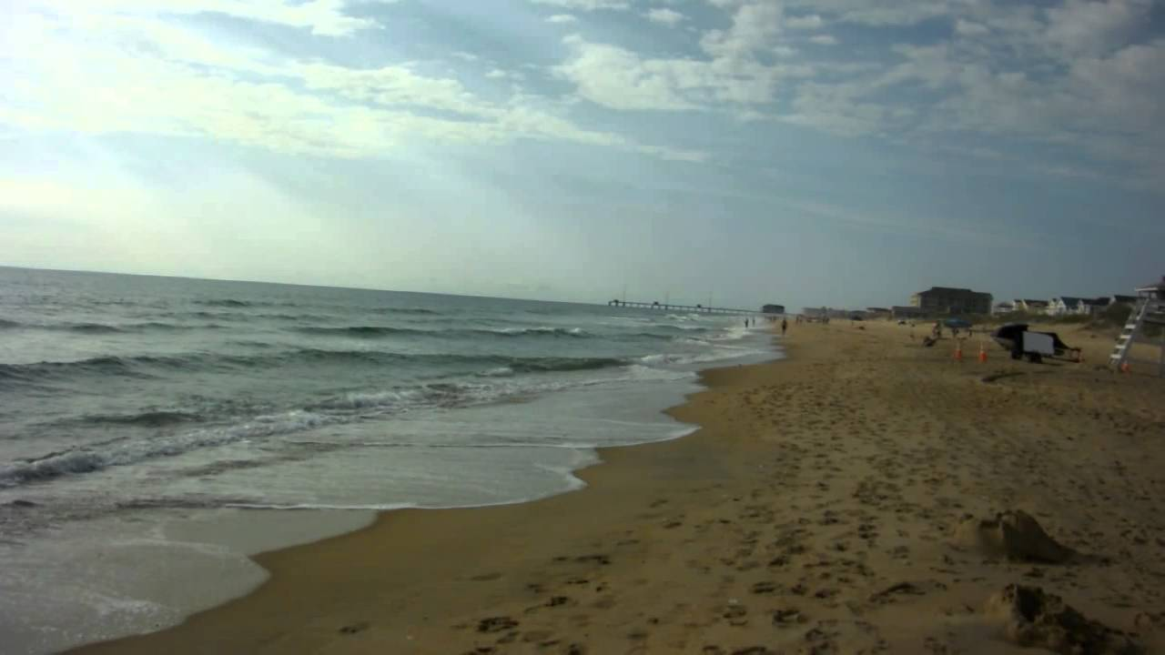 Outer banks beach surf fishing report 8 7 13 great for Outer banks surf fishing