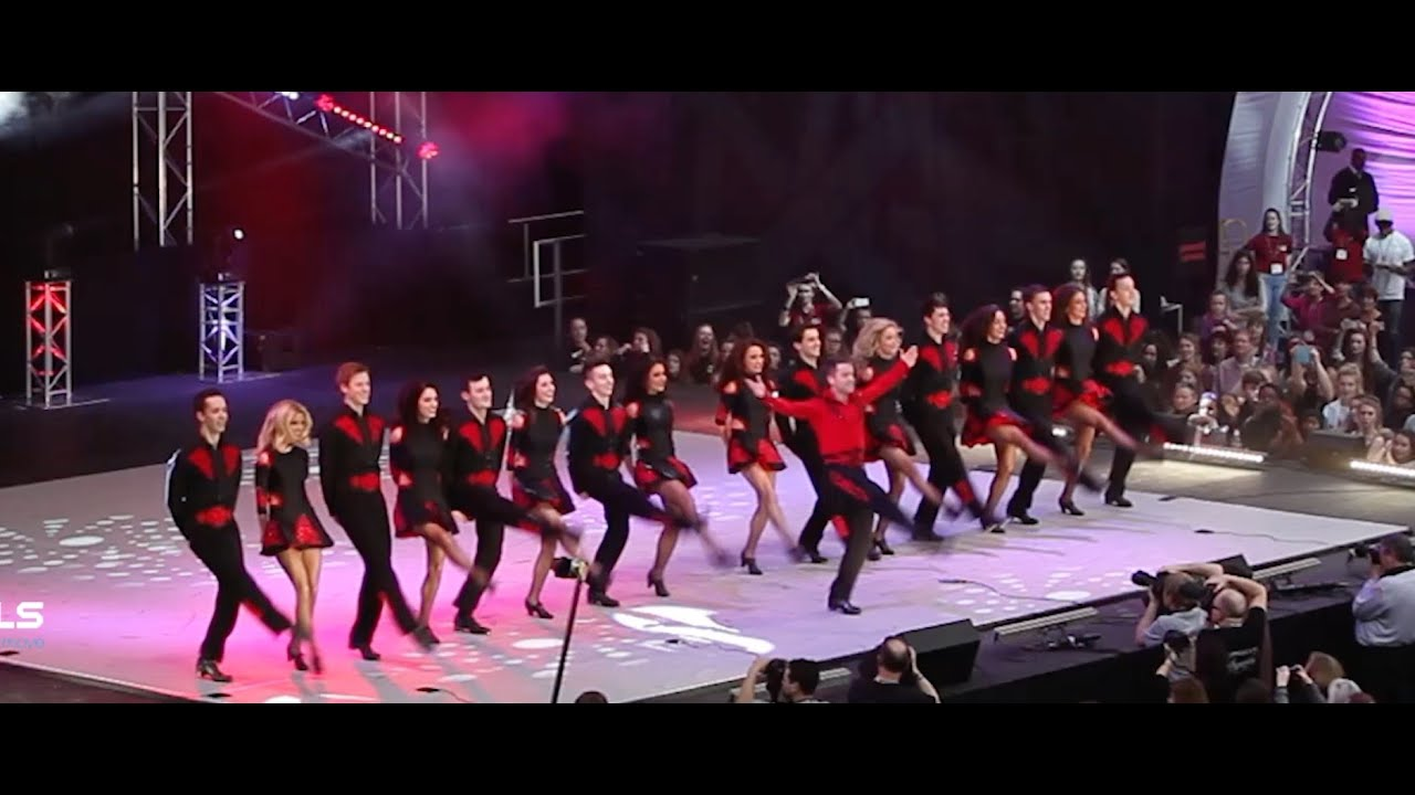 Lord of the dance: Dangerous Games - Move It 2015 - YouTube