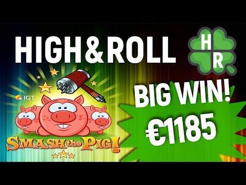 Play Smash The Pig Slot Machine Online (IGT) Free Bonus Game - 동영상