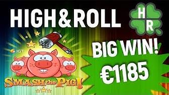Play Smash The Pig Slot Machine Online (IGT) Free Bonus Game