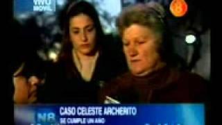 Caso Celeste Archerito - Tribunales - Canal 8 San Juan