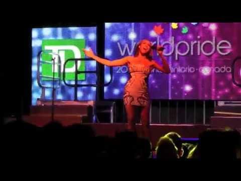Deborah Cox (New Song) @ World Pride 2014 - Part 5