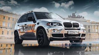 BMW X5 - КАПИТАЛКА, ДЫМА БОЛЬШЕ НЕТ!