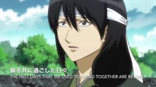 Gintama - 「桜音」sound of cherry blossoms [Lyrics]