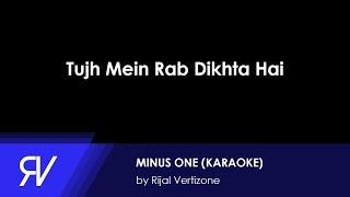 Tujh Mein Rab Dikhta Hai Versi Sholawat (Minus One/Karaoke) by Rijal Vertizone