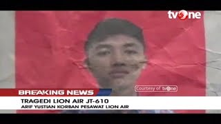 Iyus, Korban Lion Air JT-610 yang Baru Pertama Kali Naik Pesawat