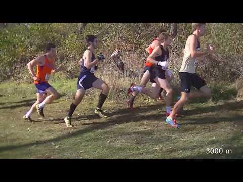 Men's Cross Country Mideast DIII Regionals 2017